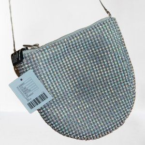 Urban Outfitters Sparkle Chainmail Shoulder Bag